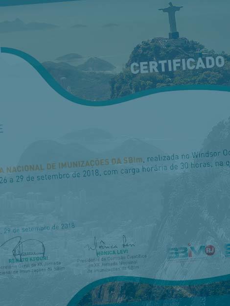 Certificados e Recibos